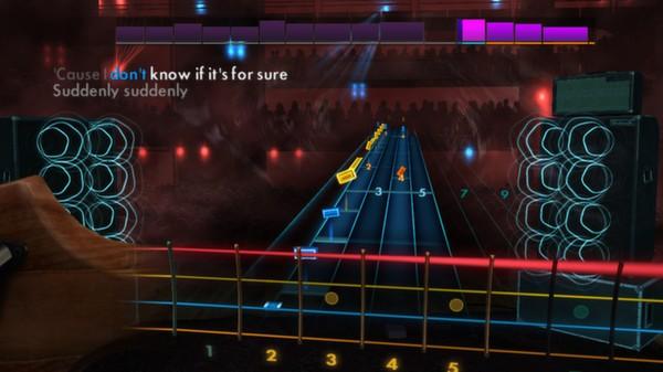 "Скриншот №2 к Rocksmith® 2014 – Sum 41 - ""The Hell Song"""