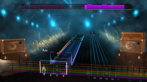 "Скриншот №4 к Rocksmith® 2014 – James Gang - ""Funk 49"""