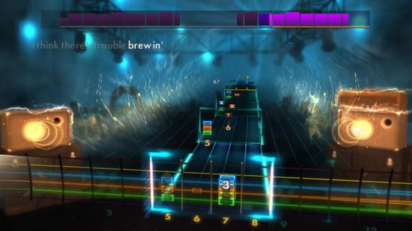 "Скриншот №3 к Rocksmith® 2014 – James Gang - ""Funk 49"""
