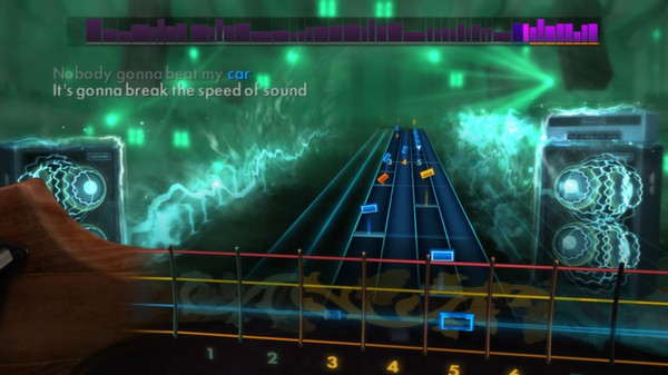 "Скриншот №3 к Rocksmith® 2014 – Deep Purple - ""Highway Star"""