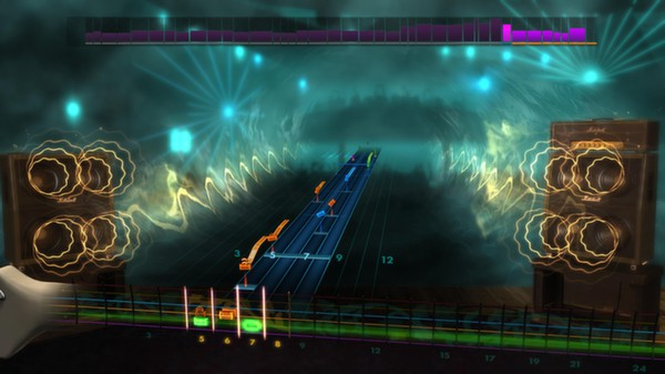 "Скриншот №1 к Rocksmith® 2014 – Deep Purple - ""Highway Star"""