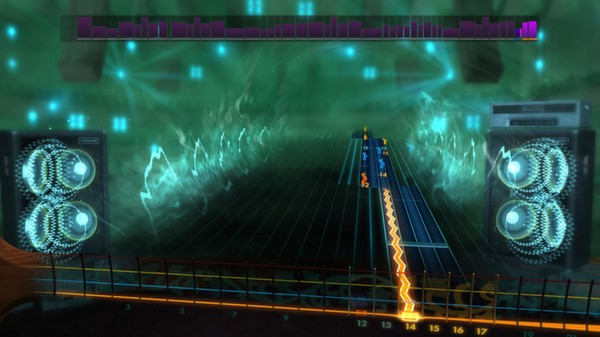 "Скриншот №4 к Rocksmith® 2014 – Deep Purple - ""Highway Star"""