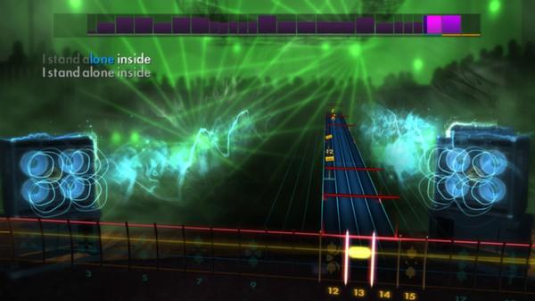 "Скриншот №2 к Rocksmith® 2014 – Godsmack - ""I Stand Alone"""