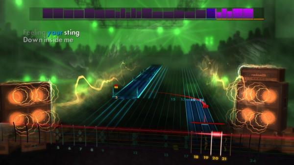 "Скриншот №4 к Rocksmith® 2014 – Godsmack - ""I Stand Alone"""