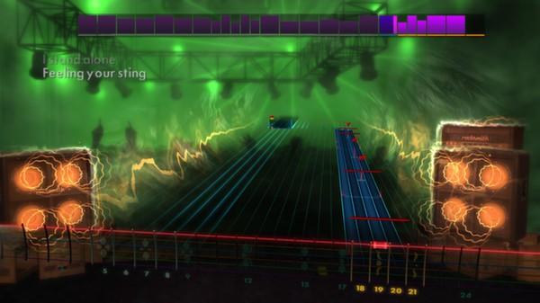 "Скриншот №3 к Rocksmith® 2014 – Godsmack - ""I Stand Alone"""