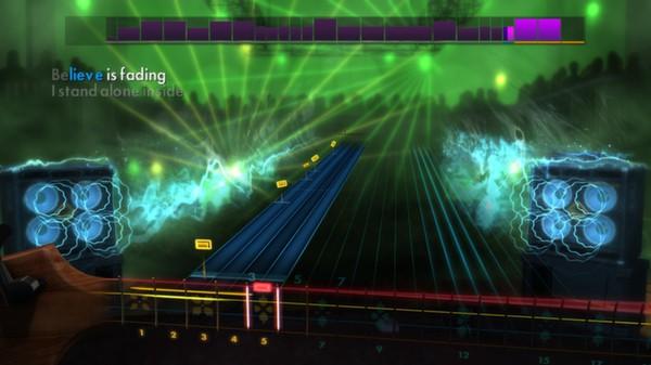 "Скриншот №1 к Rocksmith® 2014 – Godsmack - ""I Stand Alone"""
