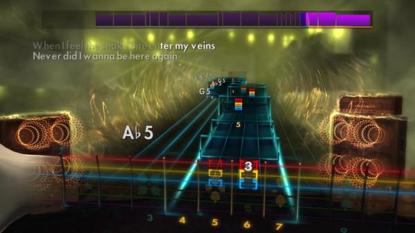 """Скриншот №3 к Rocksmith® 2014 – Godsmack - """"Voodoo"""""""