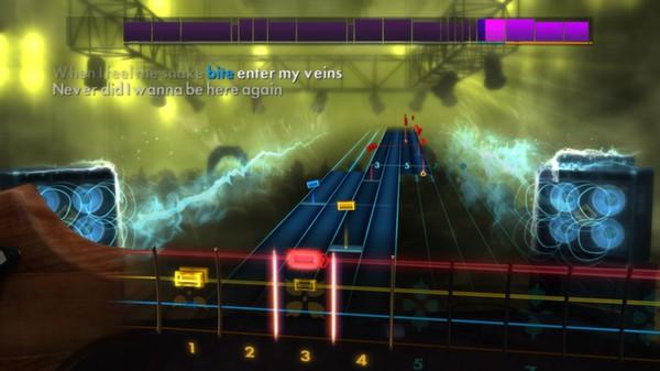 """Скриншот №2 к Rocksmith® 2014 – Godsmack - """"Voodoo"""""""