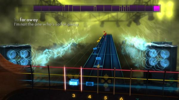 """Скриншот №5 к Rocksmith® 2014 – Godsmack - """"Voodoo"""""""