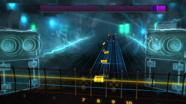 "Скриншот №5 к Rocksmith® 2014 – The Ventures - ""Walk Dont Run"""