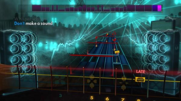 """Скриншот №4 к Rocksmith® 2014 – Billy Talent - """"Devil in a Midnight Mass"""""""
