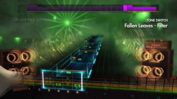 "Скриншот №1 к Rocksmith® 2014 – Billy Talent - ""Fallen Leaves"""