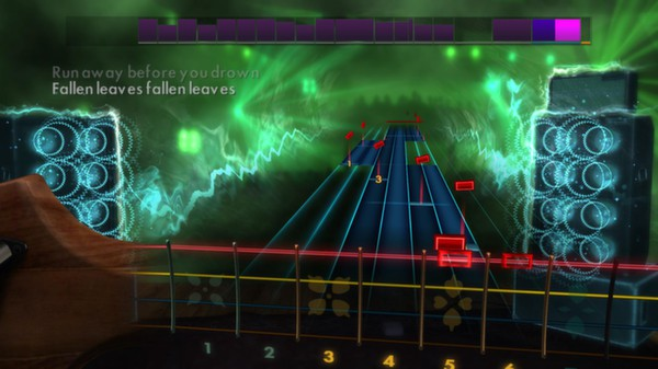 "Скриншот №5 к Rocksmith® 2014 – Billy Talent - ""Fallen Leaves"""