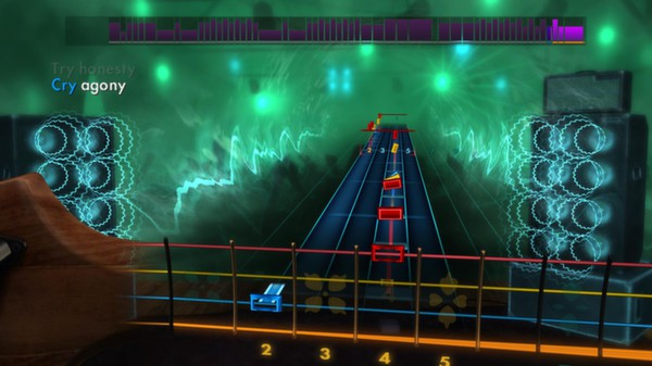 "Скриншот №4 к Rocksmith® 2014 – Billy Talent - ""Try Honesty"""