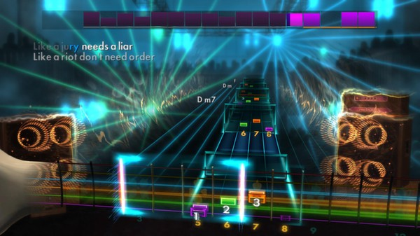 Скриншот №4 к Rocksmith® 2014 – Billy Talent Song Pack