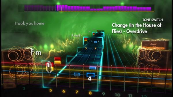 "Скриншот №2 к Rocksmith® 2014 – Deftones - ""Change In the House of Flies"""
