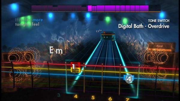 """Скриншот №4 к Rocksmith® 2014 – Deftones - """"Digital Bath"""""""