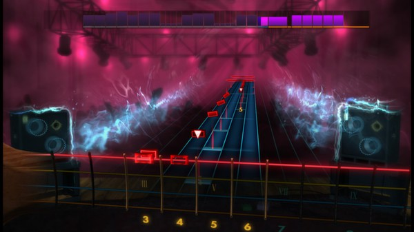 Скриншот №1 к Rocksmith® 2014 – Deftones Song Pack