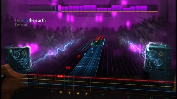 Скриншот №3 к Rocksmith® 2014 – Deftones Song Pack
