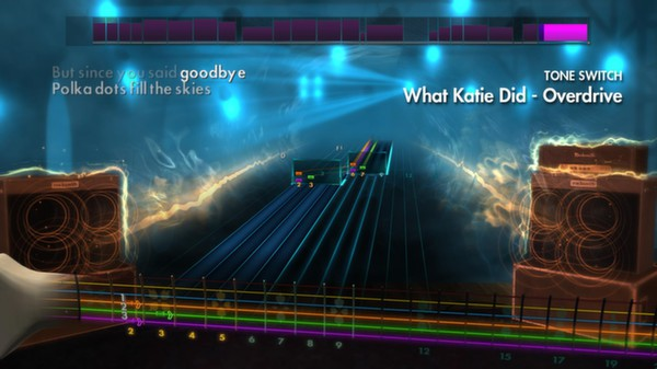 "Скриншот №2 к Rocksmith® 2014 – The Libertines - ""What Katie Did"""