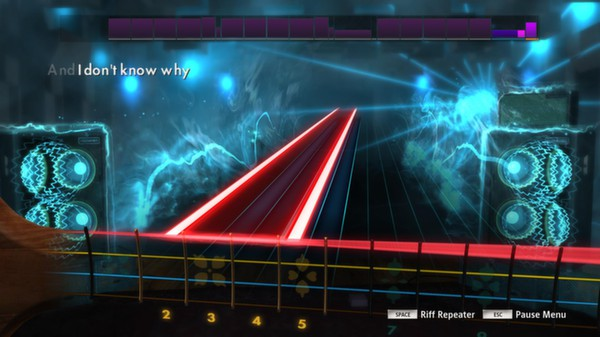 "Скриншот №4 к Rocksmith® 2014 – The Libertines - ""What Katie Did"""