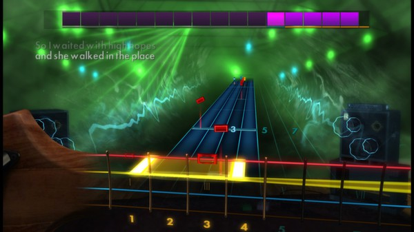 "Скриншот №4 к Rocksmith® 2014 – Rupert Holmes - ""Escape The Piña Colada Song"""