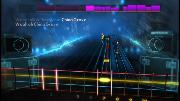 "Скриншот №3 к Rocksmith® 2014 – The Doobie Brothers - ""China Grove"""