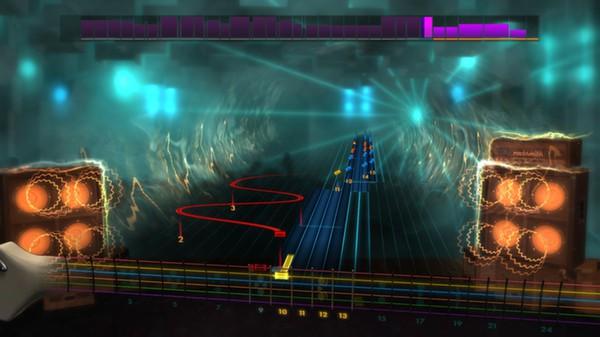 Скриншот №2 к Rocksmith® 2014 – Lamb of God Song Pack