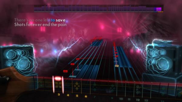 Скриншот №3 к Rocksmith® 2014 – Lamb of God Song Pack