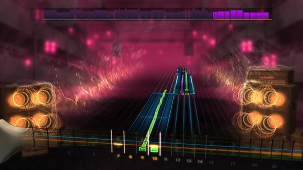 Скриншот №4 к Rocksmith® 2014 – Lamb of God Song Pack