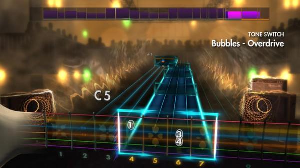 "Скриншот №4 к Rocksmith® 2014 – Biffy Clyro - ""Bubbles"""