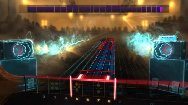 "Скриншот №3 к Rocksmith® 2014 – Biffy Clyro - ""Bubbles"""