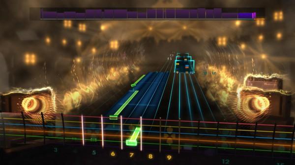 "Скриншот №2 к Rocksmith® 2014 – Biffy Clyro - ""Bubbles"""