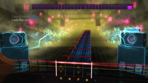 Скриншот №4 к Rocksmith® 2014 – Biffy Clyro Song Pack