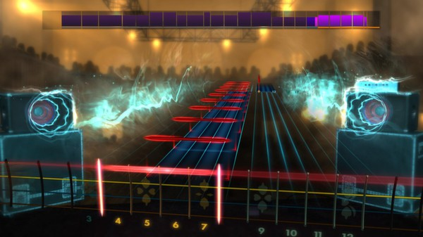 Скриншот №2 к Rocksmith® 2014 – Biffy Clyro Song Pack