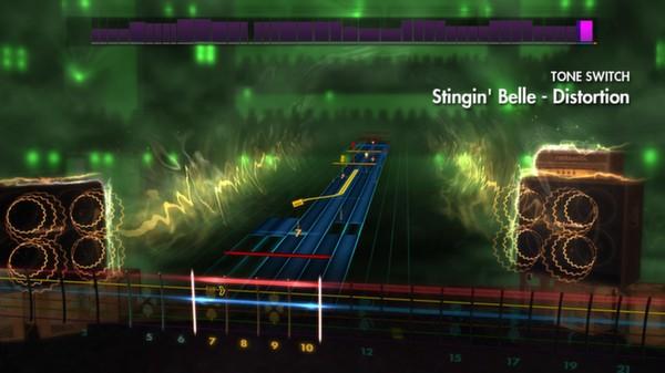 Скриншот №1 к Rocksmith® 2014 – Biffy Clyro Song Pack