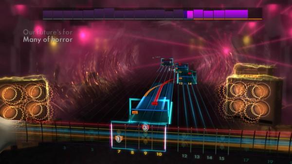 Скриншот №3 к Rocksmith® 2014 – Biffy Clyro Song Pack