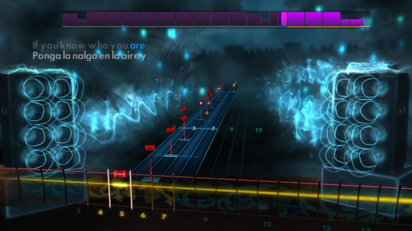 "Скриншот №3 к Rocksmith® 2014 – Sublime - ""Caress Me Down"""