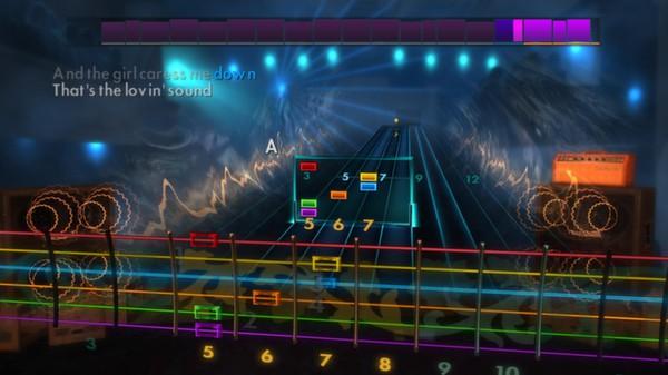 "Скриншот №2 к Rocksmith® 2014 – Sublime - ""Caress Me Down"""