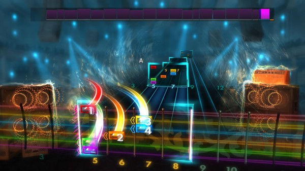 Скриншот №3 к Rocksmith® 2014 – Sublime Song Pack