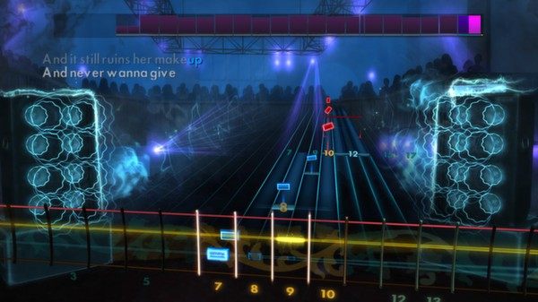 Скриншот №1 к Rocksmith® 2014 – Sublime Song Pack