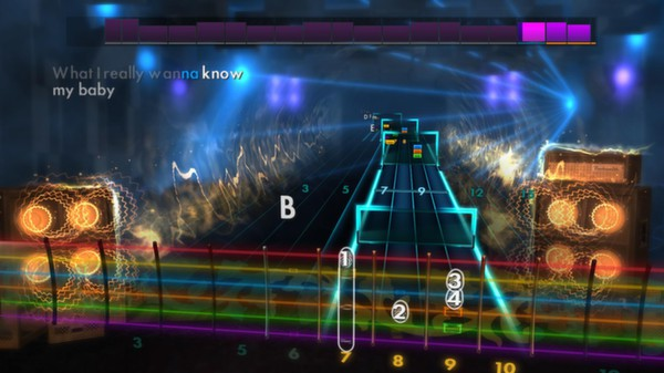 Скриншот №2 к Rocksmith® 2014 – Sublime Song Pack