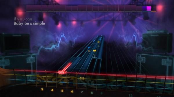 """Скриншот №5 к Rocksmith® 2014 – Lynyrd Skynyrd - """"Simple Man"""""""
