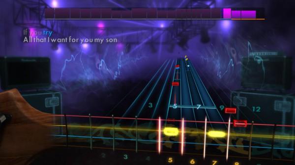 """Скриншот №4 к Rocksmith® 2014 – Lynyrd Skynyrd - """"Simple Man"""""""