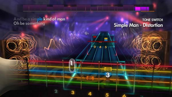 """Скриншот №3 к Rocksmith® 2014 – Lynyrd Skynyrd - """"Simple Man"""""""