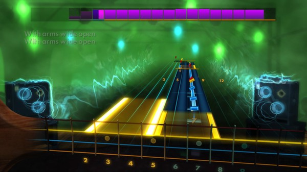 "Скриншот №5 к Rocksmith® 2014 – Creed - ""With Arms Wide Open"""