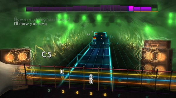 "Скриншот №3 к Rocksmith® 2014 – Creed - ""With Arms Wide Open"""