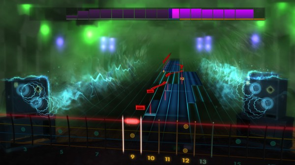 "Скриншот №2 к Rocksmith® 2014 – Creed - ""With Arms Wide Open"""
