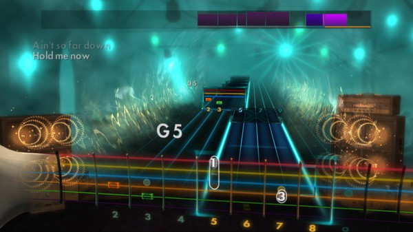 "Скриншот №3 к Rocksmith® 2014 – Creed - ""One Last Breath"""
