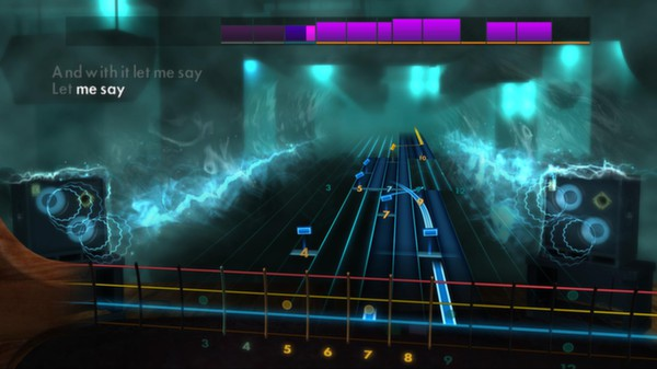 "Скриншот №4 к Rocksmith® 2014 – Creed - ""One Last Breath"""